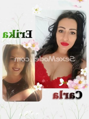Syntia 6annonce massage sexy escort girl à Fabrègues