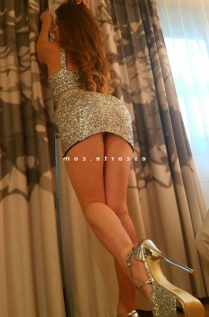 Arantza massage tantrique escorte lovesita